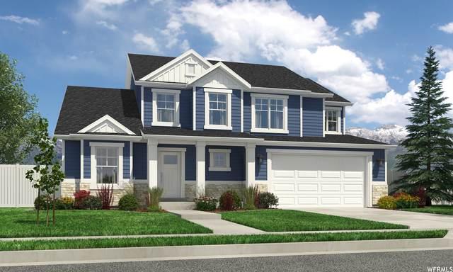 3769 S Garibaldi Way #414, Saratoga Springs, UT 84045 (#1666421) :: Exit Realty Success
