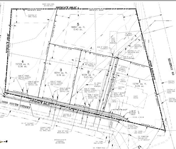 303 E 1600 S #4, Springville, UT 84663 (MLS #1667471) :: Lawson Real Estate Team - Engel & Völkers