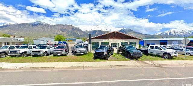 560 W State Rd, Pleasant Grove, UT 84062 (MLS #1669325) :: Lawson Real Estate Team - Engel & Völkers
