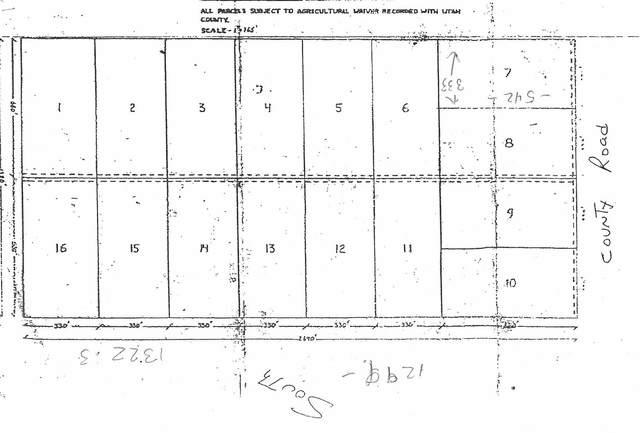 909 N 18150 WEST LOT 5, Fairfield, UT 84013 (#1670056) :: Belknap Team
