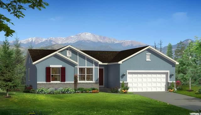 806 N Colony Dr #103, Grantsville, UT 84029 (MLS #1671603) :: Summit Sotheby's International Realty