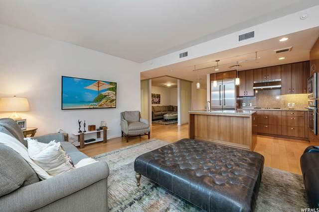 35 E 100 S #1703, Salt Lake City, UT 84111 (#1676526) :: Pearson & Associates Real Estate