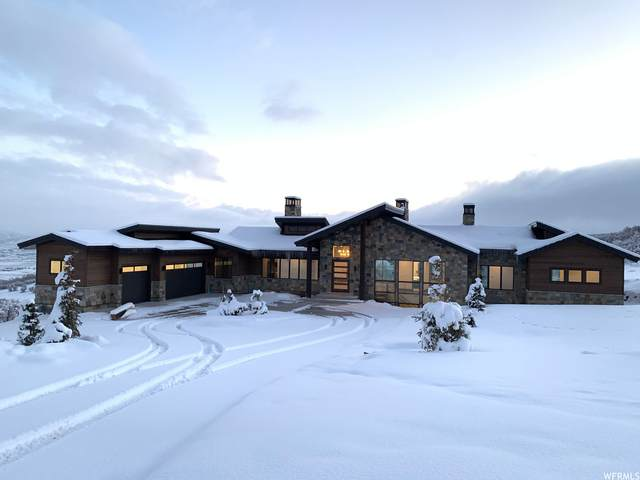 839 W Moose Hill Rd, Park City, UT 84098 (#1680668) :: The Lance Group