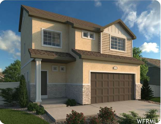 127 E Meandering Way S #347, Saratoga Springs, UT 84045 (#1683674) :: Red Sign Team