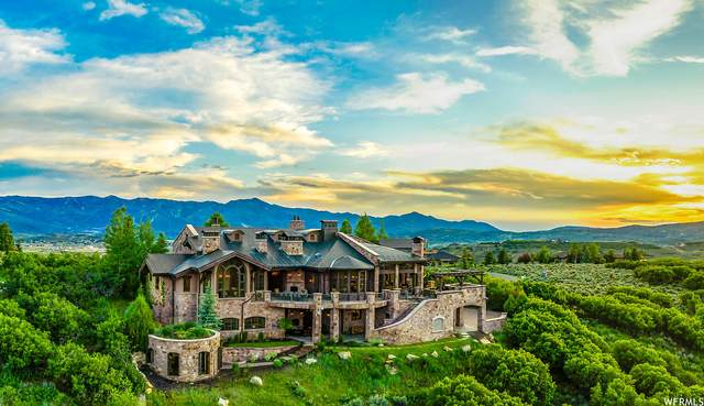 7971 N West Hills Trl, Park City, UT 84098 (#1683980) :: REALTY ONE GROUP ARETE