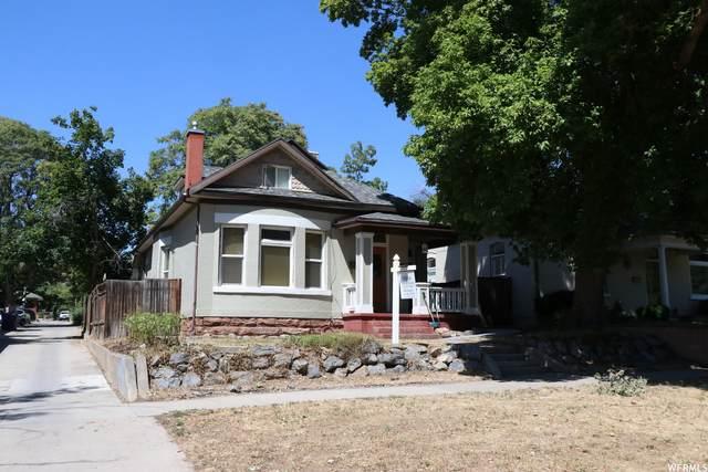 955 E 300 S, Salt Lake City, UT 84102 (#1689177) :: Powder Mountain Realty