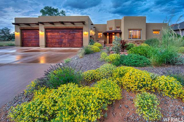 3417 E Arena Roja, Moab, UT 84532 (MLS #1690532) :: Summit Sotheby's International Realty