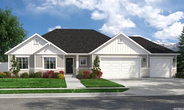 91 E Garibaldi Way Way #301, Saratoga Springs, UT 84045 (#1691319) :: Big Key Real Estate