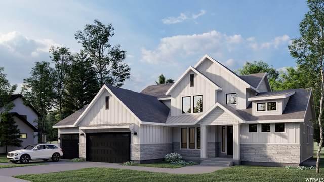 4921 W Step Rock Ln #29, Herriman, UT 84096 (MLS #1691941) :: Lookout Real Estate Group