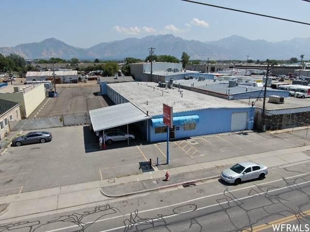 3403 S 300 W, Salt Lake City, UT 84115 (#1693652) :: Black Diamond Realty