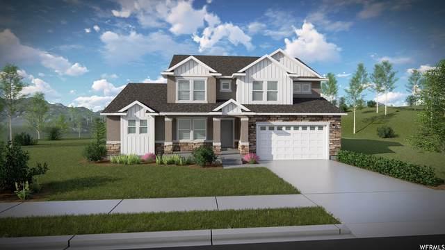 341 N High Ridge Rd #1320, Saratoga Springs, UT 84045 (#1693852) :: Utah Real Estate