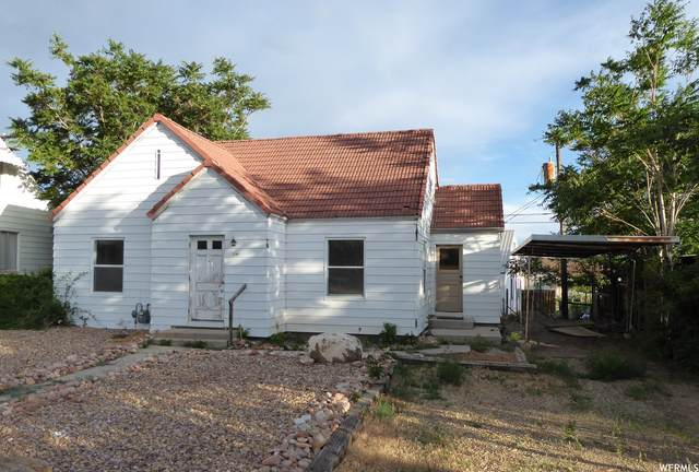338 Berkley Ave, East Carbon, UT 84520 (#1696073) :: UVO Group | Realty One Group Signature
