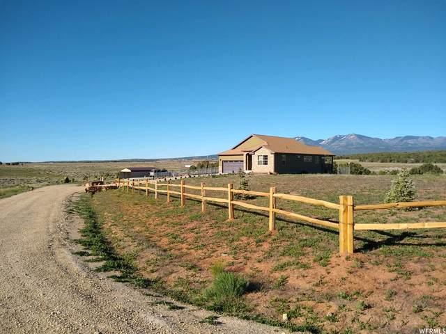 599 S Hideaway Cv, Monticello, UT 84535 (#1696507) :: Utah Best Real Estate Team | Century 21 Everest
