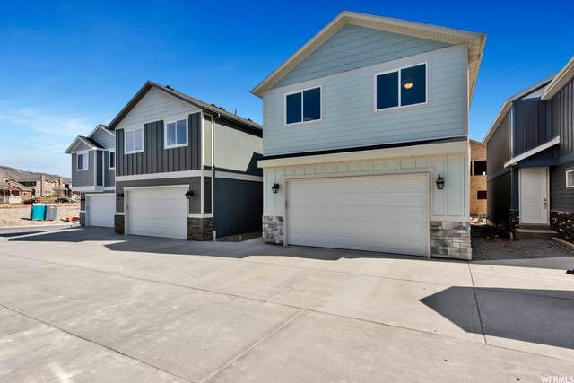 8675 N Shadow Creek Aly E39, Eagle Mountain, UT 84005 (#1696581) :: Red Sign Team