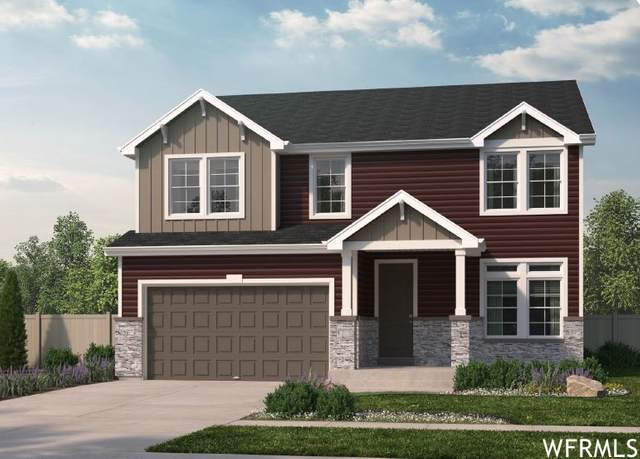 284 E Hayes Well Ln #208, Saratoga Springs, UT 84045 (MLS #1697500) :: Summit Sotheby's International Realty