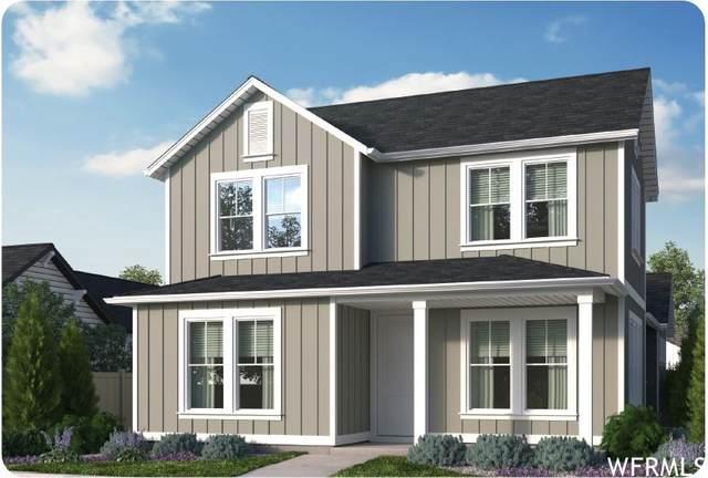 6079 W Lake Ave S #182, South Jordan, UT 84009 (MLS #1698016) :: Lookout Real Estate Group