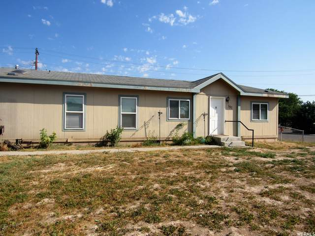 191 E 550 S, Vernal, UT 84078 (#1698142) :: Exit Realty Success