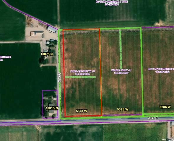 5378 W 10800 N #1, Tremonton, UT 84337 (MLS #1699014) :: Lawson Real Estate Team - Engel & Völkers