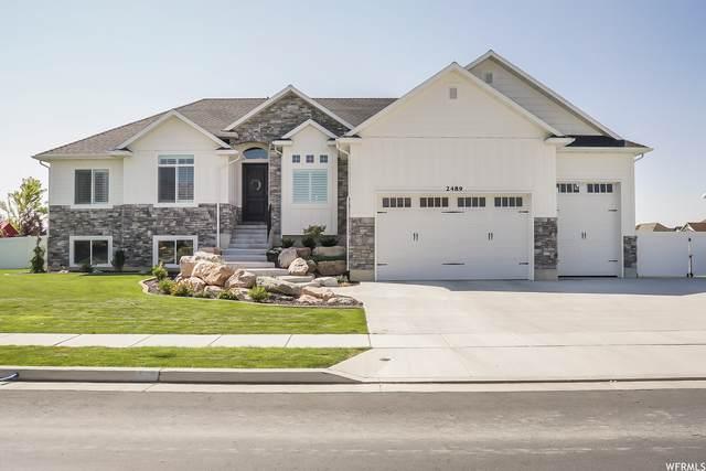 611 S 1300 W, Marriott Slaterville, UT 84404 (MLS #1699581) :: Lookout Real Estate Group