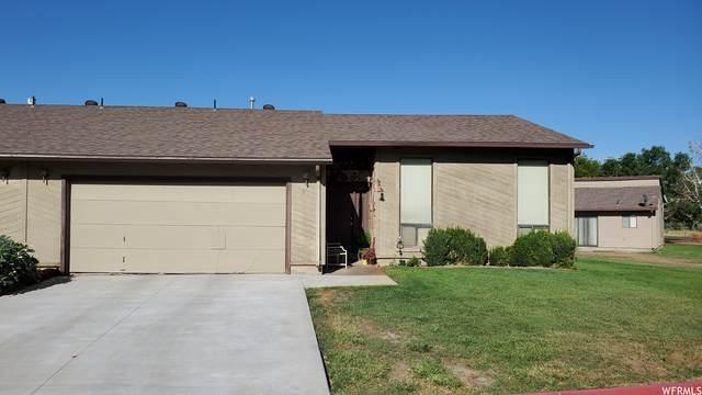 1200 N 100 W #9, Vernal, UT 84078 (#1699730) :: Utah Dream Properties