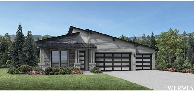 14932 S Haddon Ln #177, Herriman, UT 84096 (#1701159) :: Utah Dream Properties