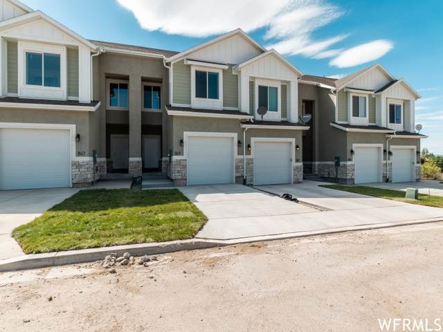 862 N Gleneagles Ct #862, Tooele, UT 84074 (MLS #1701974) :: Summit Sotheby's International Realty