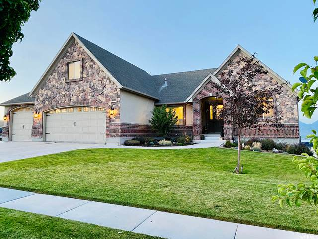 2086 S Ruger Dr W, Saratoga Springs, UT 84045 (#1702219) :: EXIT Realty Plus
