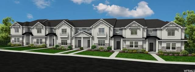 3967 W 740 N #22, Lehi, UT 84043 (#1702945) :: Colemere Realty Associates