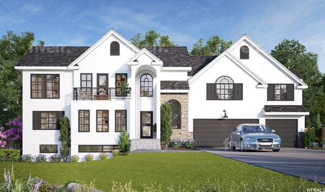 3865 Highland Ct, Bountiful, UT 84010 (MLS #1704060) :: Summit Sotheby's International Realty