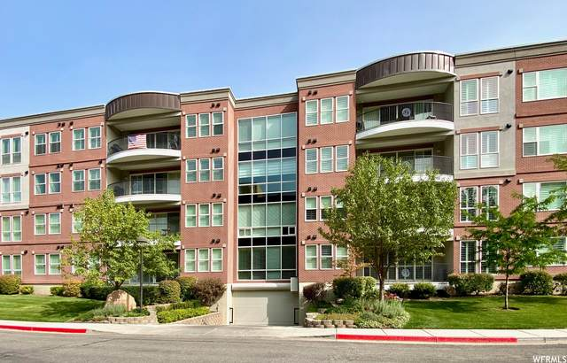 925 S Donner Way E #1200, Salt Lake City, UT 84108 (#1704105) :: Livingstone Brokers