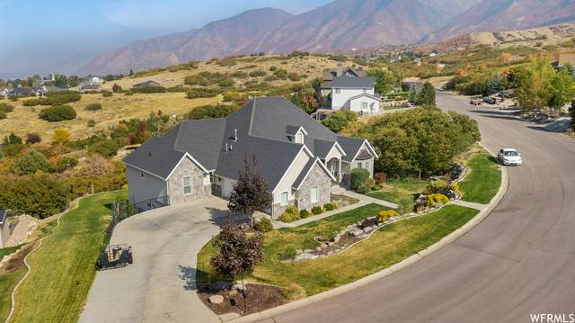 92 W Salem Hills Dr, Elk Ridge, UT 84651 (#1705966) :: The Lance Group