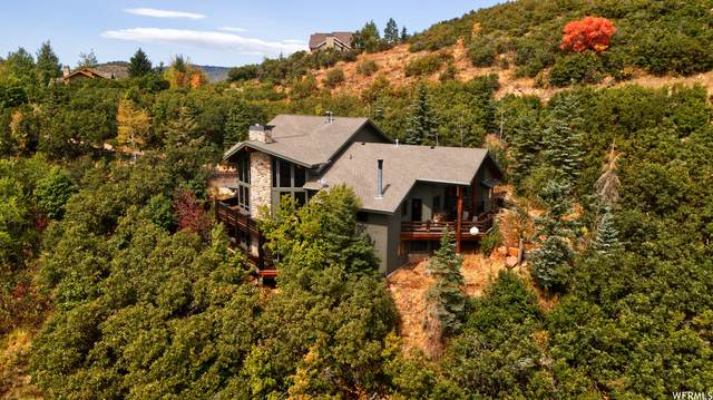7833 Tall Oaks Dr, Park City, UT 84098 (#1706525) :: C4 Real Estate Team