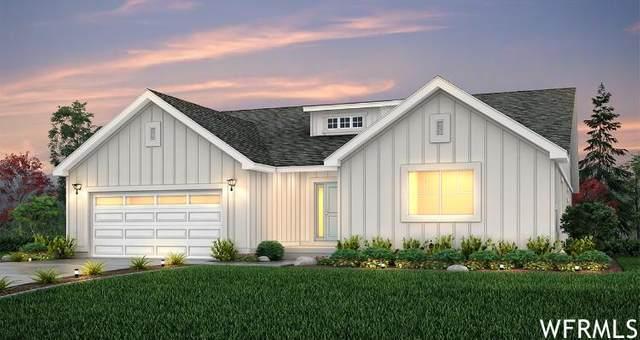 137 E Shorewood Dr #2657, Saratoga Springs, UT 84045 (#1708120) :: Livingstone Brokers