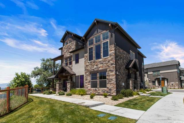 257 E Sage Canal Way #117, Sandy, UT 84070 (#1708537) :: Colemere Realty Associates