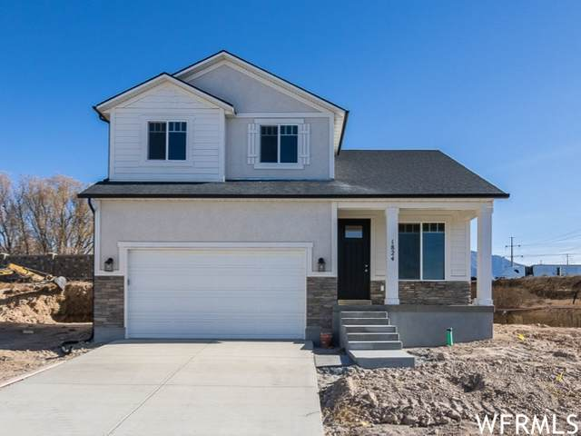 1824 E 1600 N #501, Spanish Fork, UT 84660 (#1708885) :: Livingstone Brokers