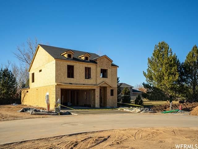 267 N Monroe Way #13, Kaysville, UT 84037 (#1709356) :: Utah Dream Properties