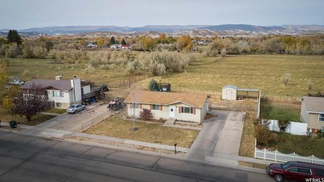 334 W 650 N, Vernal, UT 84078 (#1709406) :: Pearson & Associates Real Estate
