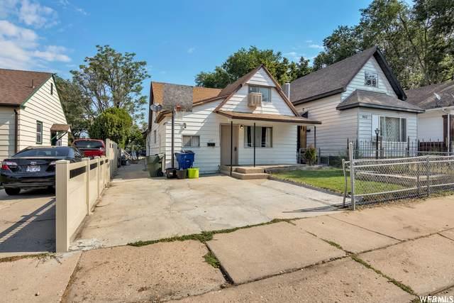 958 E Capitol St, Ogden, UT 84401 (#1709889) :: Livingstone Brokers
