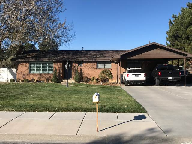 8826 S 1700 E, Sandy, UT 84093 (#1710253) :: The Perry Group
