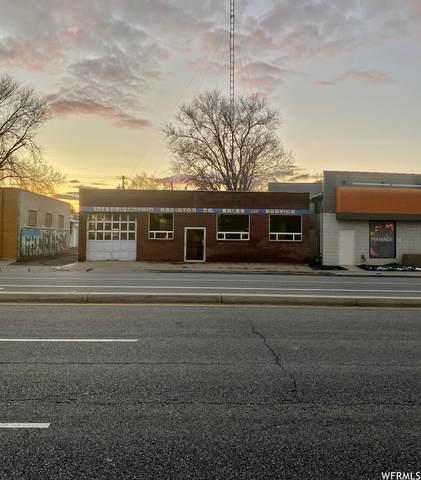 1612 S State St, Salt Lake City, UT 84115 (#1710807) :: Big Key Real Estate