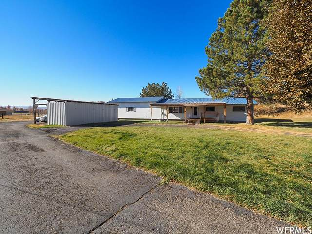 931 W Weber Canyon Rd N, Oakley, UT 84055 (#1711366) :: Red Sign Team