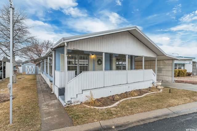1104 W Carmellia Dr S, Taylorsville, UT 84123 (#1711524) :: Utah Dream Properties