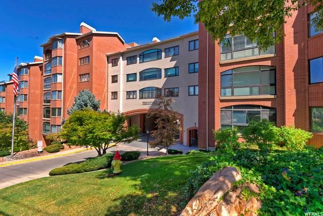 171 E 3RD Ave #605, Salt Lake City, UT 84103 (MLS #1711743) :: Summit Sotheby's International Realty