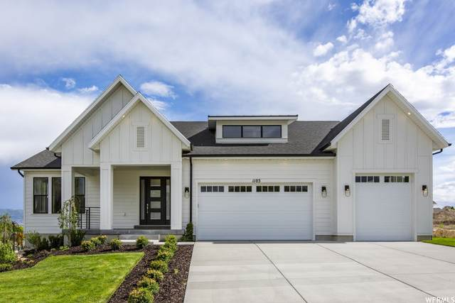 1121 W Thursby Ct S #128, West Jordan, UT 84088 (MLS #1711804) :: Summit Sotheby's International Realty