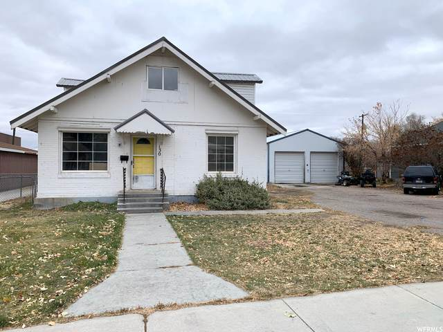 130 S Main, Malad City, ID 83252 (MLS #1712011) :: Lookout Real Estate Group