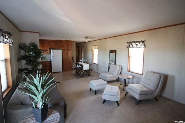 62 S Lake Dr #51, Ticaboo, UT 84533 (#1712253) :: Doxey Real Estate Group