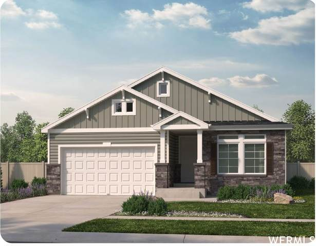 323 S Hayes Wells Ln #318, Saratoga Springs, UT 84045 (#1712428) :: Red Sign Team