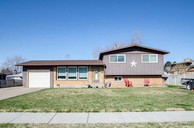 5873 S 2000 W, Roy, UT 84067 (#1712555) :: Doxey Real Estate Group