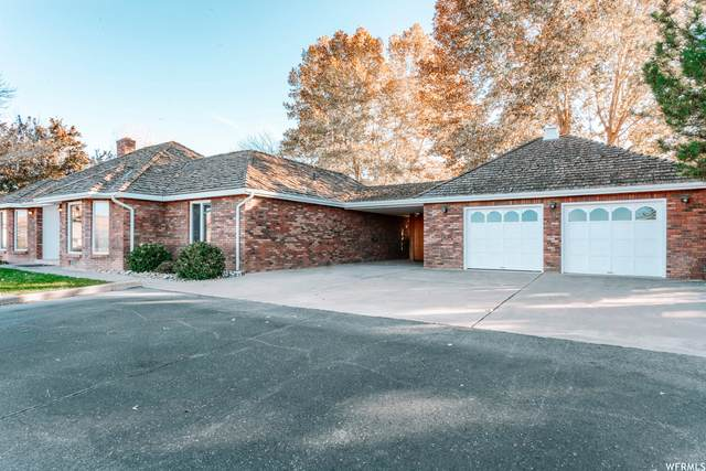 3030 Spanish Trail Rd, Moab, UT 84532 (#1712990) :: RE/MAX Equity