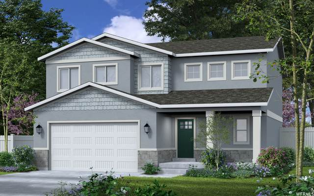 3924 S Sennie Dr #43, Magna, UT 84044 (MLS #1713052) :: Lookout Real Estate Group